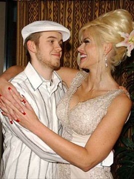 Fotos vida y muerte de Anna Nicole Smith 14